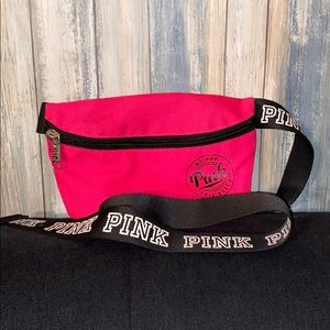 Pink VS Belt Bag